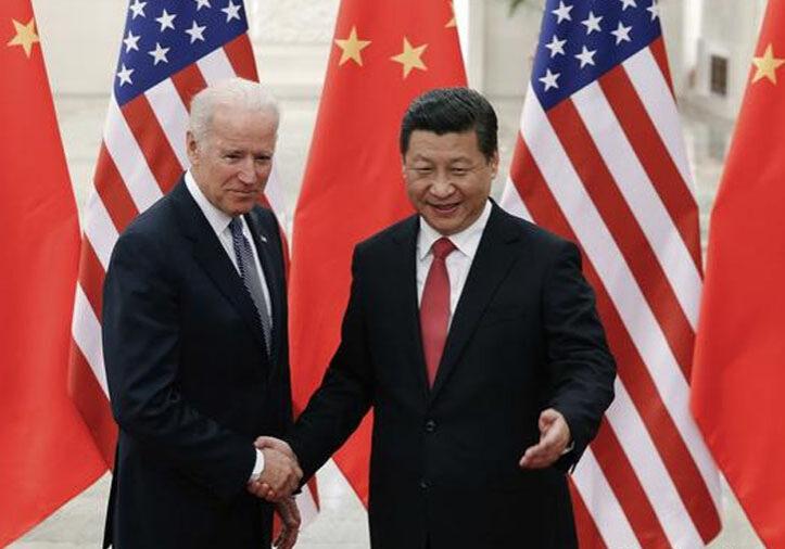 Biden e Xi Jinping