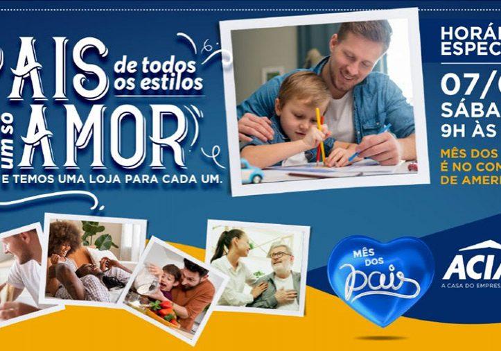 Dia dos Pais ACIA
